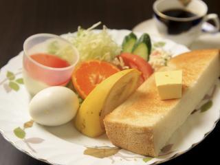cafe brasserie マタギ亭_いつもの朝というしあわせ モーニング特集_写真1