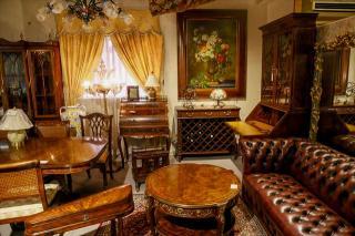 高級輸入家具&ヨーロピアン雑貨専門店 PARUSAの写真2