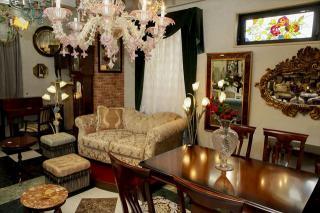 高級輸入家具&ヨーロピアン雑貨専門店 PARUSA_ショールーム