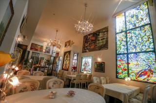 高級輸入家具&ヨーロピアン雑貨専門店 PARUSA_ヨーロピアンクリスタルカフェ