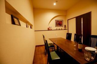 Cucina Italiana La Mora個室でゆったりご歓談_写真