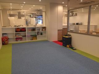 料理教室 MAGO Cooking Studio_広いキッズスペース完備