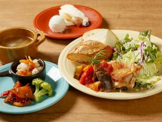 BHM'S Cafe_BHM'S LUNCH バムズランチ…1,100円