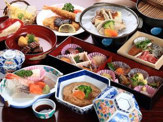 日本料理 しまだレッツぎふ限定メニュー_写真