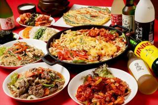 韓国料理 錦山_家族揃って&お仲間とワイワイ