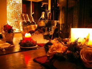 BISTRO DE CORAZON_ラグジュアリーなクリスマスディナー用写真1