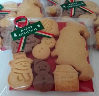 米SweetS_[期間限定]クリスマスクッキー