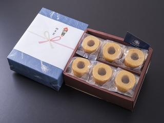 米・糀 洋菓子 MINOV_お米のバウム えん…6個入2,000円