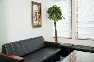 観葉植物レンタル ダスキントータルグリーン_応接室や社長室にも