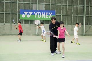 岐阜インターナショナルテニスクラブの写真2