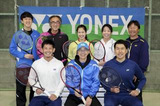 岐阜インターナショナルテニスクラブ写真