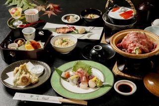 会席料理プラン…3,850円~|季節感あふれる料理の数々をじっくりと。ご予算に応じてご宴会からお料理が華や...