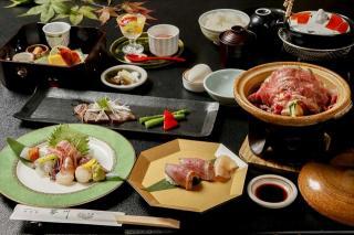 ≪琴川名物≫ お肉料理|地元産お肉の良さを引き出した料理の数々。気軽に和牛ステーキ御膳、じっくりと飛...