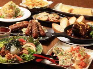 和食・洋食ダイニング 楽_夏の宴会・納涼祭特集用写真1