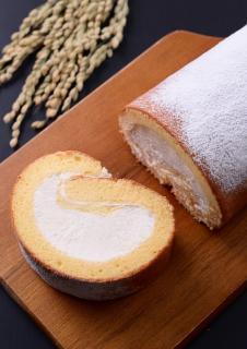 米・糀 洋菓子 MINOV_ミノーヴロール…1,000円