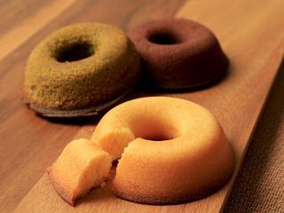 米・糀 洋菓子 MINOV_焼きドーナッツ各種…200円