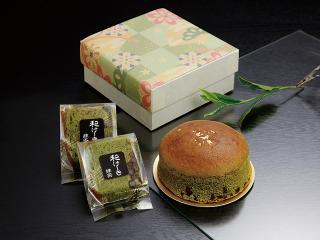 兎月園_和けーき抹茶(ホール)…1個850円