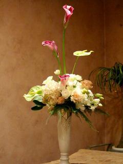 プランタン花と緑のある暮らし_写真