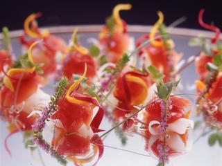 日本料理 たくあんの写真3