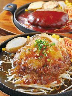 ハンバーグのお店 ダゼリオ_秋の夜長に洋食ディナー特集_写真1