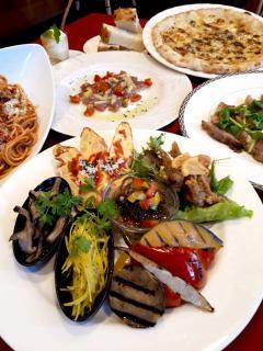 Pizzeria e trattoria Cosi -Cosi_岐阜の宴会!忘年会・新年会特集_写真1