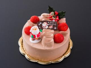 米・糀 洋菓子 MINOV_チョコ生デコレーション
