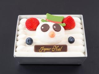 米・糀 洋菓子 MINOV_スノーマン