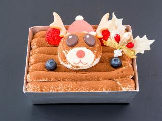 米・糀 洋菓子 MINOV_トナカイ