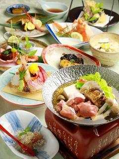 日本料理 だいえい_お店で? おうちで? お食事会特集用写真1