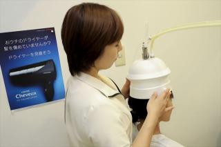 スカルプケア|医師も認め、特許取得のマシンで頭皮にアプローチするスカルプケアもおすすめ。シャンプーで...
