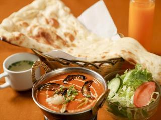 インドレストラン サクラ_Aランチ…800円