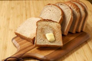 全粒粉食パン(1斤)…378円|全粒粉を使用することで血糖値が上がりにくい低GI食品に。さらに食物繊維やビタ...