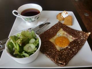 ガレット専門店 cafe apres-midi_ほっと感じる小さなしあわせ ティータイム特集_写真1