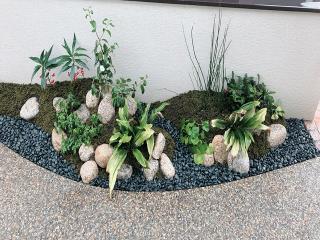 <after>手をかけられる範囲だから楽しい|すべて手のかからないお庭にすることも可能ですが、ガーデニング...