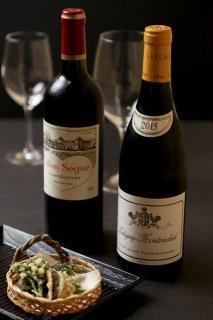 ワインは特別な時間を演出します|大切な人との大切な時間だからこそ、とっておきのワインはいかがでしょう...