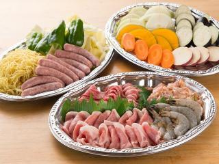 里山BBQ_ガッツリ食べたい! スタミナ料理特集_写真1