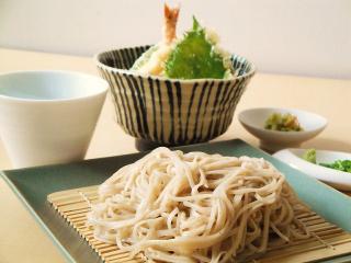 天ぷら元_岐阜で味わう涼しい夏 冷たい麺特集_写真1