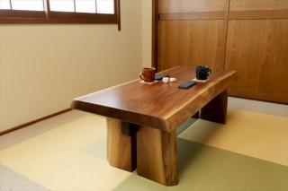 天然一枚板加工販売 木楽(住託考房)の写真3