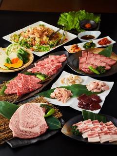 飛騨牛焼肉 武蔵の写真2
