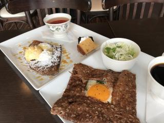 ガレット専門店 cafe apres-midi_お知らせ