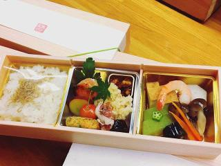 特製京風御弁当…1,500円