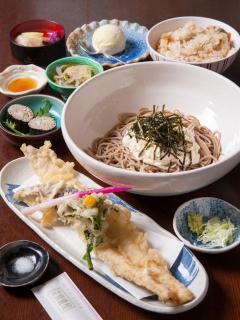 京都有喜屋 和蕎庵_岐阜で味わう涼しい夏 冷たい麺特集_写真1