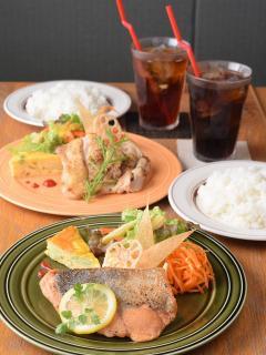 kicori cafe_日常のなかでちょっと贅沢 カフェランチ_写真1