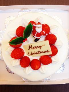 caffe vita_クリスマスケーキ・セレクション 2020_写真1