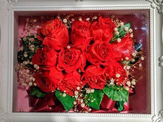 ショップ&サロン花*花_たくさんの感謝を込めて 贈物特集_写真
