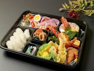日本料理 しまだ_お花は満開 お腹は満腹! 春のお弁当・テイクアウト特集_写真1