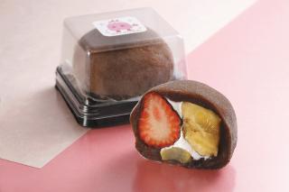 ショコラフルーツ大福2/14まで限定です