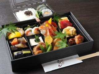 日本料理 たくあん_お花は満開 お腹は満腹! 春のお弁当・テイクアウト特集_写真1