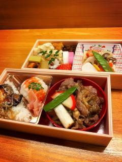日本料理 だいえい_お花は満開 お腹は満腹! 春のお弁当・テイクアウト特集用写真1