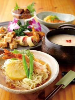 お粥と創作中華料理の店 小槌_岐阜で味わう涼しい夏 冷たい麺特集_写真